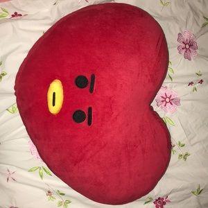 Bt21 Tata fake pillow
